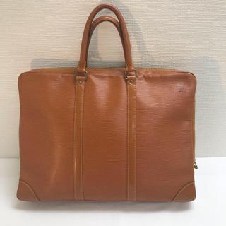 ルイヴィトン(LOUIS VUITTON)の❤️正規品❤️ ルイヴィトン エピ ヴォワヤージュ ビジネスバッグ オレンジ(ビジネスバッグ)