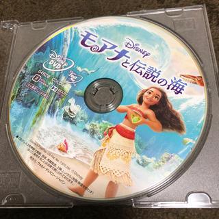 Disney - モアナと伝説の海 DVD