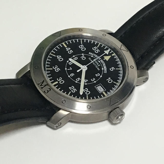 グラスヒュッテオリジナル(Glashutte Original)のMUHLE GLASHUTTE ミュ-レグラスヒュッテ 自動巻き M13050(腕時計(アナログ))