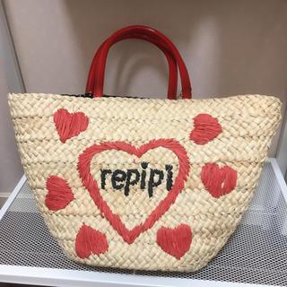 レピピアルマリオ(repipi armario)のrepipiarmario(かごバッグ/ストローバッグ)