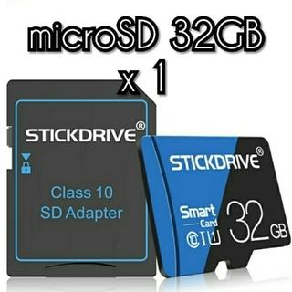 高速 マイクロSDカード 32GB 実測89MB/s class10 SBUBK