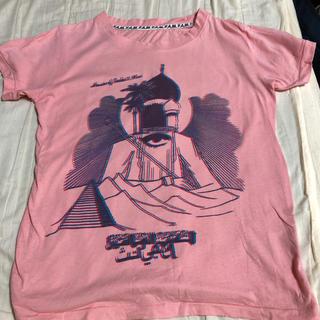 パム(P.A.M.)のパム P.A.M Tシャツ ホログラム 赤青メガネ 3D(シャツ/ブラウス(長袖/七分))