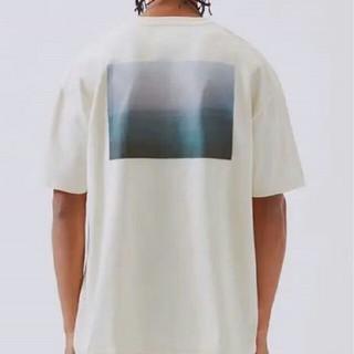 フィアオブゴッド(FEAR OF GOD)の新品 FOG ESSENTIALS Boxy Photo Tシャツ (Tシャツ/カットソー(半袖/袖なし))