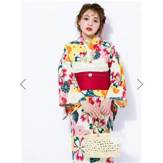 GRL - 新品未使用 グレイル GRL ちぃぽぽ着用 2019新作カラフル浴衣