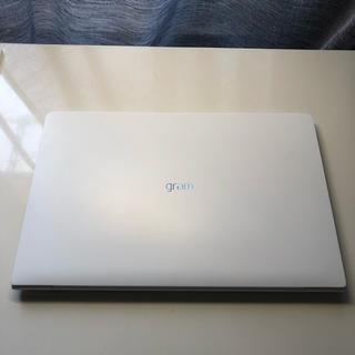エルジーエレクトロニクス(LG Electronics)のLG gram14 カスタム(ノートPC)