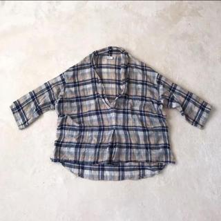 ドアーズ(DOORS / URBAN RESEARCH)のアーバンリサーチdoorsの五分袖シャツ(シャツ/ブラウス(半袖/袖なし))