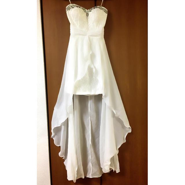 JEWELS(ジュエルズ)のdressline✨Aライン ロングドレス  美品 レディースのフォーマル/ドレス(ナイトドレス)の商品写真