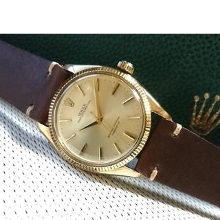 ロレックス(ROLEX)の【希少】OH済 ロレックス オイスターパーペチュアル オートマチック / 腕時計(腕時計(アナログ))