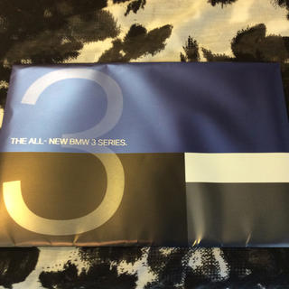 ビーエムダブリュー(BMW)の【新品未使用】🇩🇪NEW BMW 3 SERIES 本 カタログ 非売品(カタログ/マニュアル)