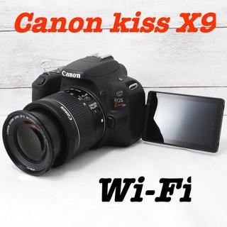 Canon - ❤️スマホ転送&自撮り❤️Canon kiss X9