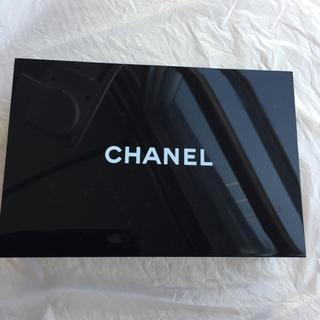 シャネル(CHANEL)のCHANEL ジュエリーボックス ジュエリーケース 小物入れ(ケース/ボックス)