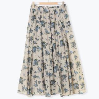 SM2 - サマンサモスモス ギャザースカート
