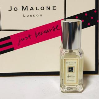 ジョーマローン(Jo Malone)のジョーマローン ピオニー&ブラッシュスエード ミニ香水(香水(女性用))
