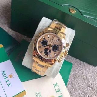 ロレックス(ROLEX)のロレックスの時計デイトナメンズ(腕時計(デジタル))