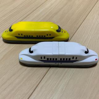 パイロット(PILOT)のお風呂で遊べる電車のおもちゃ 水陸両用トレイン ドクターイエロー N700系(電車のおもちゃ/車)
