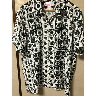 Supreme - 17ss Supreme × CDG Rayon Shirt