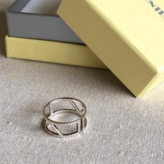 半額以下❣️極美品🔹レモンツリー ✴︎ シルバーリング 15(リング(指輪))