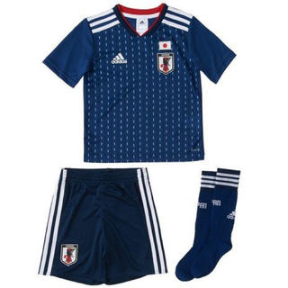 adidas - アディダス サッカー日本代表 レプリカ ユニフォーム セット