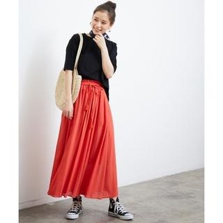 Rope' Picnic - ロペピクニック♥️楊柳素材のマキシスカート