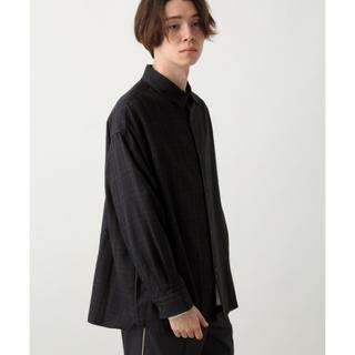 ハレ(HARE)のHARE グレンチェックシャツ(シャツ)