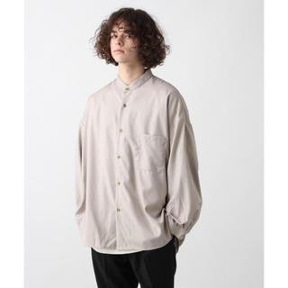 ハレ(HARE)のHARE スタンドカラーBIGシャツ(シャツ)