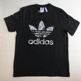 adidas - Lサイズ アディダス オリジナルス カモフラージュ柄 Tシャツ