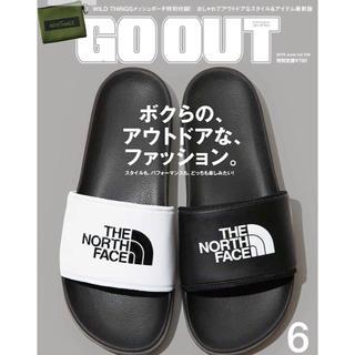 ザノースフェイス(THE NORTH FACE)の28cm ノースフェイス × ビームス サンダル 別注 GO OUT表紙!(サンダル)