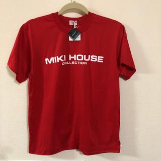 ミキハウス(mikihouse)の【お値下げ中】 新品  ❁  ミキハウス Tシャツ  150(Tシャツ/カットソー)