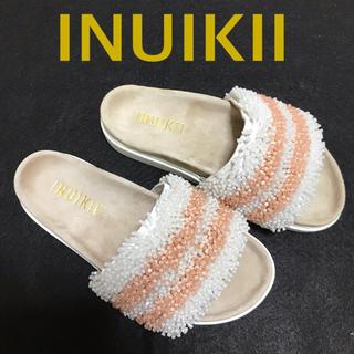 [新品 未使用] INUIKII  サンダル(サンダル)