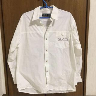 グッチ(Gucci)のGUCCI メンズシャツ(シャツ)