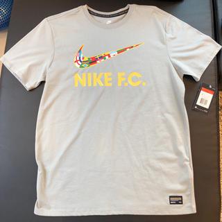 ナイキ(NIKE)のNIKE ナイキ半袖Tシャツ サイズ2XL 新品タグ付き NIKE FCモデル(Tシャツ/カットソー(半袖/袖なし))