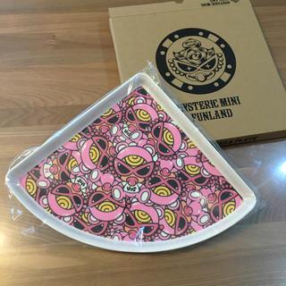 ヒステリックミニ(HYSTERIC MINI)の【お値下げ】ヒステリックミニ ピザプレート(プレート/茶碗)