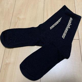 カラバサス ソックス 靴下 黒