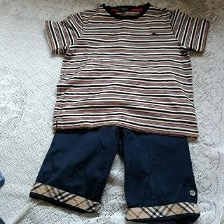 バーバリー(BURBERRY)のバーバリー120(Tシャツ/カットソー)