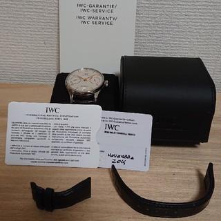 インターナショナルウォッチカンパニー(IWC)のIWC ポルトギーゼ 7days(腕時計(アナログ))