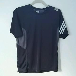 アディダス(adidas)のシャツ。(Tシャツ/カットソー(半袖/袖なし))