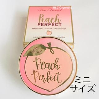トゥフェイス(Too Faced)のToo Faced Peach Perfectセッティングパウダー在庫処分セール(フェイスパウダー)