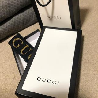 グッチ(Gucci)のGUCCI ヘアバンド 確実正規品(キャップ)
