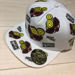 ヒステリックミニ(HYSTERIC MINI)のキャップL(帽子)