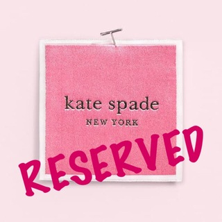 kate spade new york - 【新品¨̮♡︎】ケイトスペード ディスコパンジー リング