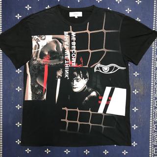 クリスチャンダダ(CHRISTIAN DADA)の希少★パラドックス PARADOX TOKYO ビッグサイズグラフィックTシャツ(Tシャツ/カットソー(半袖/袖なし))