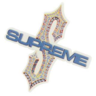 Supreme - 最安値【Supreme】シュプリーム ステッカー デカール シール ダイヤモンド