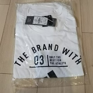 アディダス(adidas)の3Ladidas半袖シャツ(Tシャツ/カットソー(半袖/袖なし))