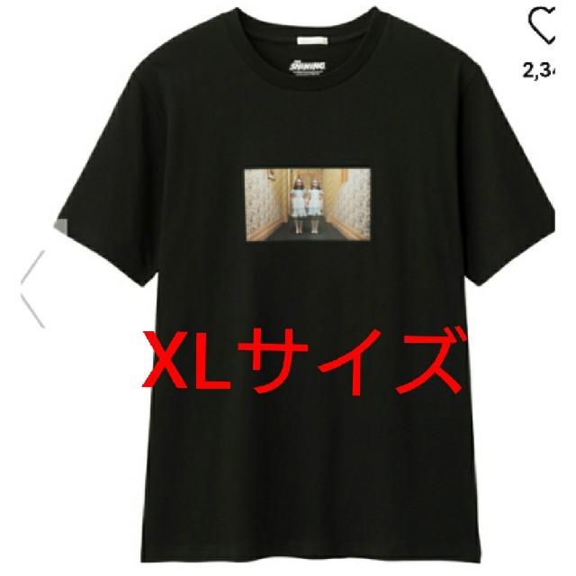 GU(ジーユー)の【ki0626jp】GU シャイニング グラフィックTシャツ  メンズのトップス(Tシャツ/カットソー(半袖/袖なし))の商品写真