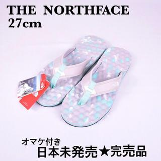 ザノースフェイス(THE NORTH FACE)の日本未発売 海外限定 ザノースフェイス ホワイトレーベル  サンダル オマケ付(サンダル)
