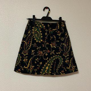moussy - moussy 台形ミニスカート