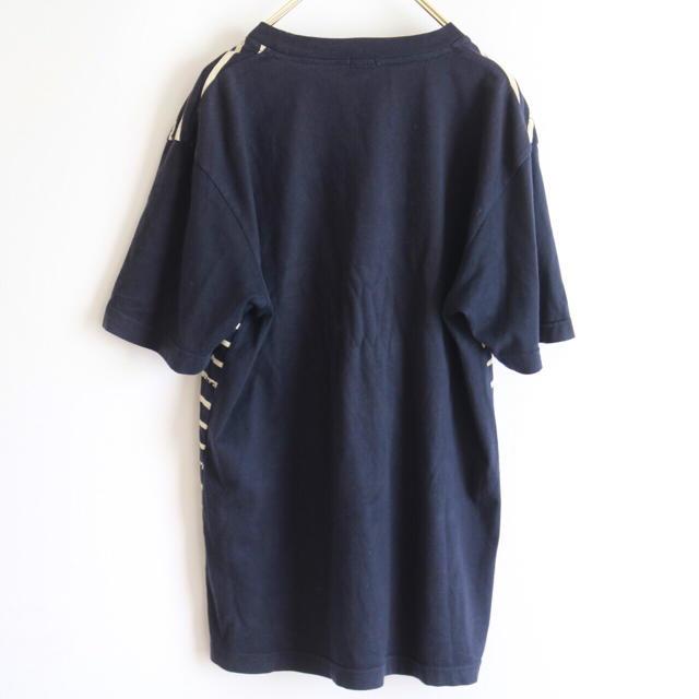 Paul Smith(ポールスミス)の【PAUL SMITH】日本製 ボーダー 半袖Tシャツ☆ メンズのトップス(Tシャツ/カットソー(半袖/袖なし))の商品写真