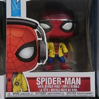 マーベル(MARVEL)の【イベント限定】funko pop スパイダーマン フィギュア3体セット(アメコミ)
