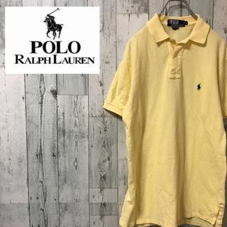 ポロラルフローレン(POLO RALPH LAUREN)の人気! USA製! ポロラルフローレン 刺繍 ポロシャツ  (ポロシャツ)