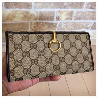 グッチ(Gucci)の《超美品》GUCCI(グッチ)長財布(財布)